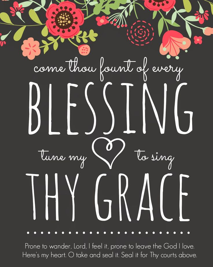 Great Printable from restlessrisa - #thankful #blessings
