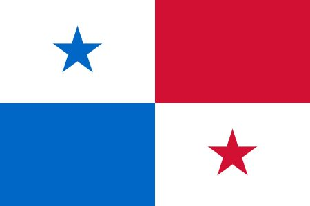 Flag of Panama @Jorge Martinez Cavalcante (JORGENCA)