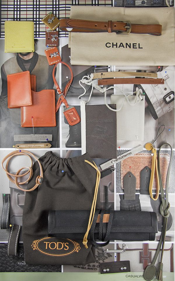 Transversal research, RECA GROUP MOODBOARD Research tools available for made-to-measure results