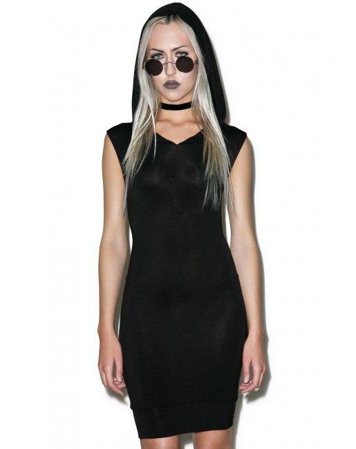 Black dress zelda characters