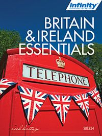 Want inspiration for planning UK  & Ireland vacations. Our new brochure will provide tips for the best places to visit, things to do, and accommodation throughout our mother country
