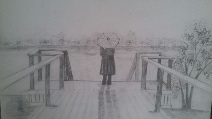 pencil drawing by Yasemin Türkoğlu