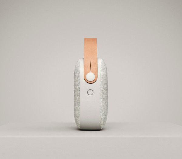 The Vifa Helsinki Bluetooth Speaker