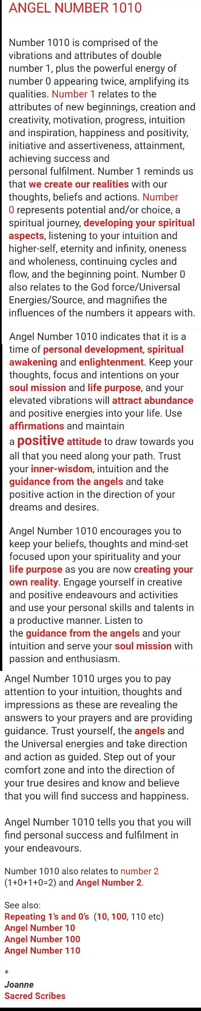 1010 | angel number 1010 | meaning of 10:10