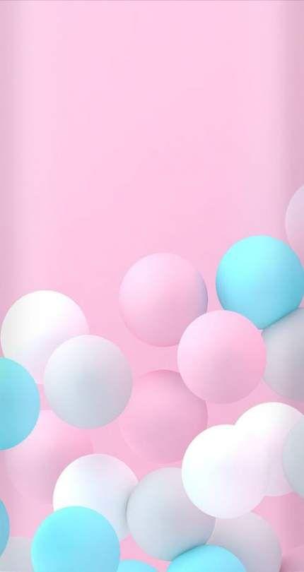 56 Super Ideas Wallpaper Iphone Pastel Colors Beautiful Pink Wallpaper Iphone Wallpaper Iphone Cute Pastel Balloons