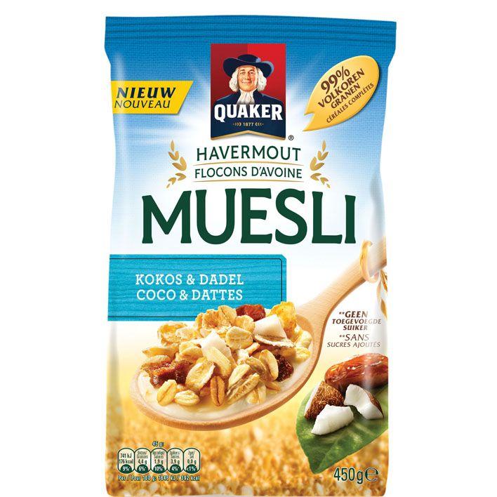 Quaker Cereal