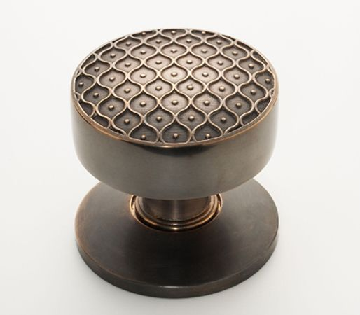 SA Baxter - Quilted Door Knob #DailyProductPick