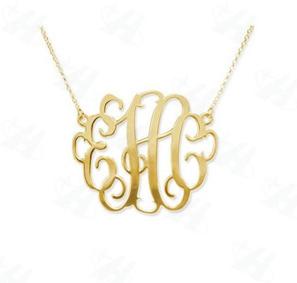 Free Shipping (Price Shown Reflects Discount) Necklace Type:Pendant Necklaces - Pendant Size: Approx: 38 mm - Chain Type:Link Chain - Length:41- 46 cm - Metals Type:Gold, Silver Plated - Material:Zinc