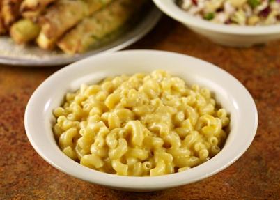 STONEFIRE Mac & Cheese