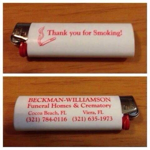 Brilliant marketing