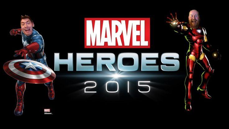 Lets Play Marvels Heroes 2015 Gameplay Walkthrough Part 2