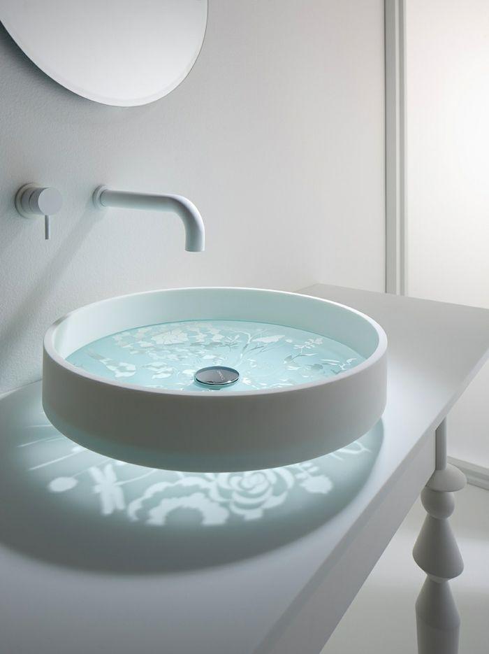 566 besten badezimmer ideen fliesen leuchten
