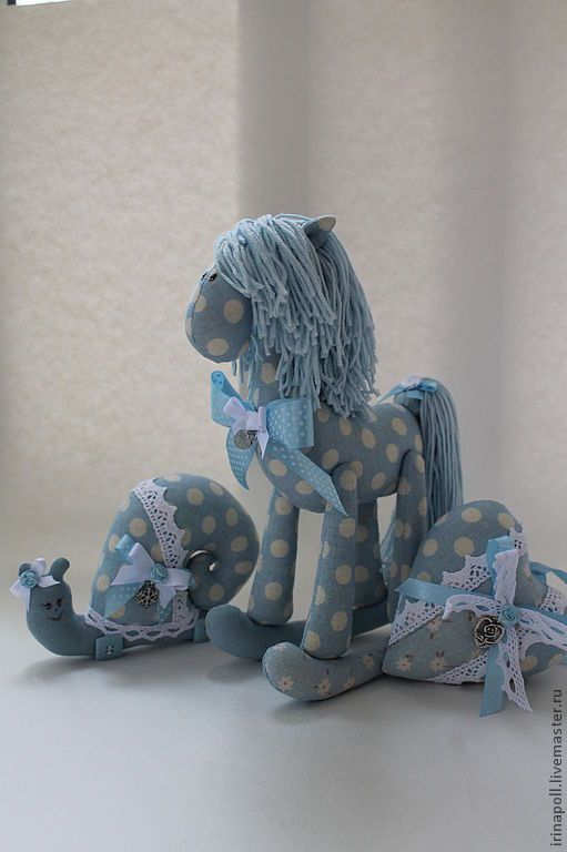 """Купить Комплект из серии """"Голубые мечты"""" - голубой, подарки новорожденным, для детей, для детской комнаты"""