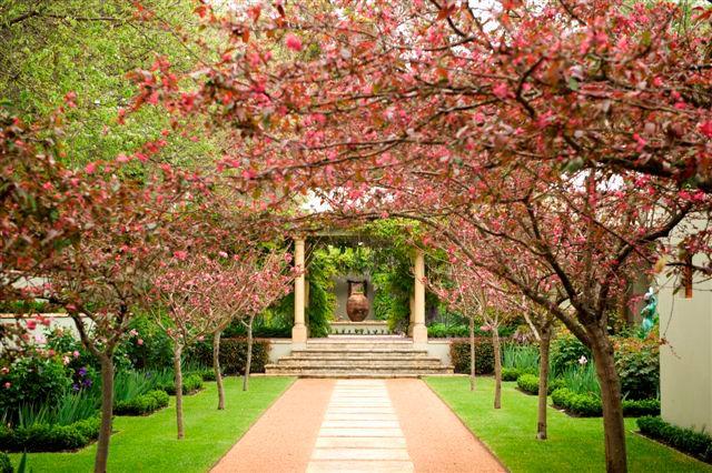 Amazing garden/ outside weddings at Margaret River's Secret Garden.