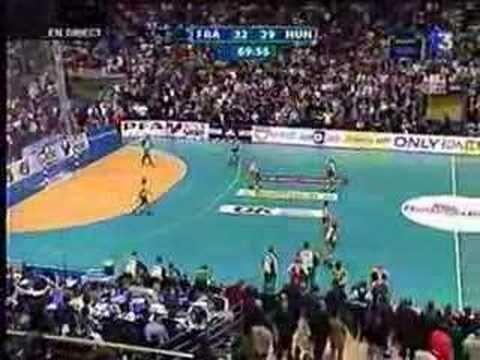 Finale Mondial Handball Féminin 2003 : Souvenir -