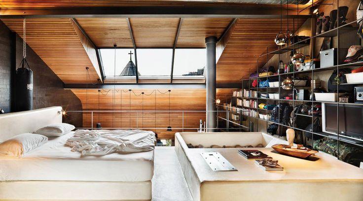 Çatı Katı Dekorasyon Önerileri Çatı katları uygun gözükmese de doğru bir şekilde tasarlanırsa mükemmel olabilir. Çatı katı dekorasyon önerileri ile sizlerleyiz.