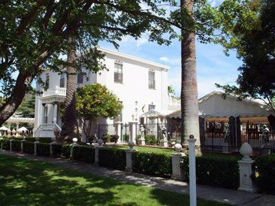 Jefferson Street Mansion Solano County Wedding Locations Benicia Reception Venues 94510 California
