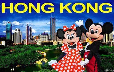 HONGKONG (2N) with DISNEYLAND (2N)