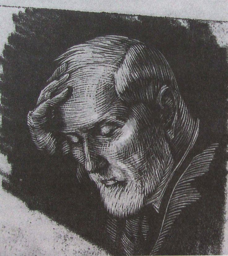 roberto cavalli sunglasses Gwen Raverat wood engraving Georges Raverat c 1912