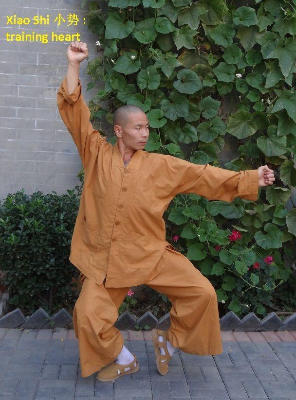 MEIHUA QUAN static position number 4: Xiao Shi. Practice MeiHua Quan under the guidance of Shifu Shi Yan Jun, 17th Disciple of MeiHua Quan and Vice President of MeiHua Quan Association China, Vice President of International Federation of MeiHua Quan and Xingtai University Professor.
