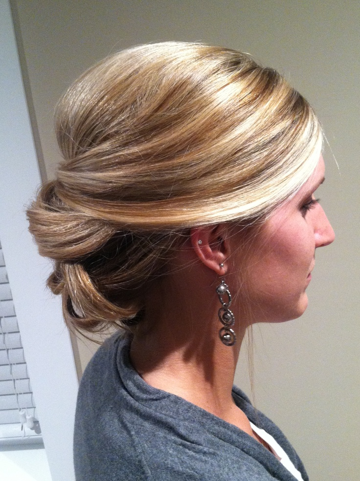 Smooth Updo Hair Pinterest Updo Updos And Hair Style