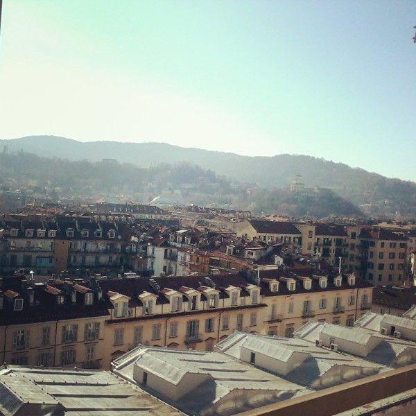 Il cielo su Torino!!