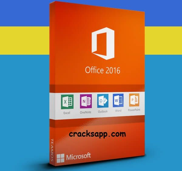 Microsoft Office 2016 Professional Plus Crack Free Download Incl applications Word, Excel, PowerPoint, OneNote, Outlook. Office suite for Windows and Mac.