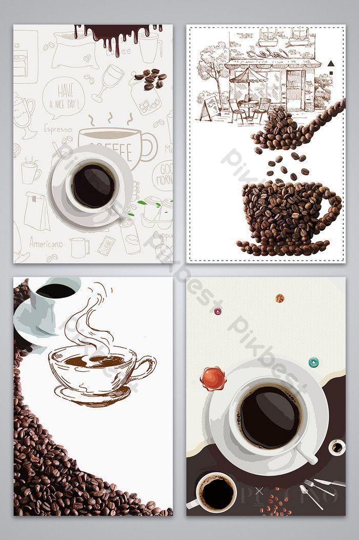 القهوة تصميم بوستر صورة الخلفية Pikbest Poster Design Background Images Background Design