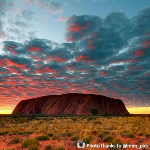 Uluru - Ayers Rock Northern Territory