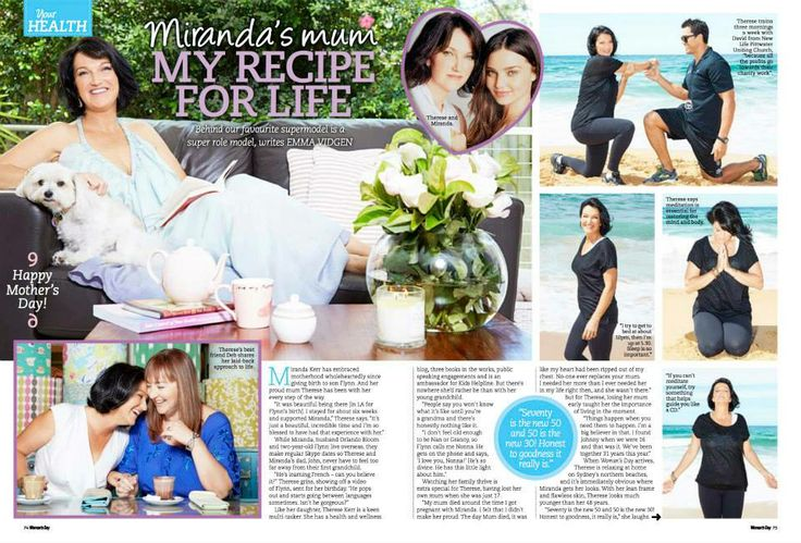 My feature in Women's Day, May 2013