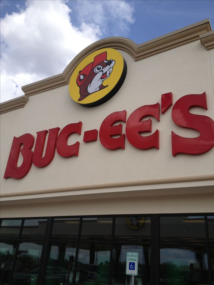The best part of Texas traveling! #Buccees #TexasTravels #RoadTrips