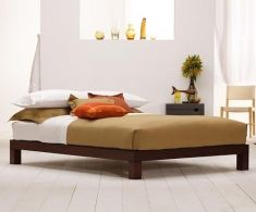 Wood Beds direct from Charles P. Rogers Beds, America's best source for handcrafted solid wood beds, sleigh beds, daybeds and platform beds.