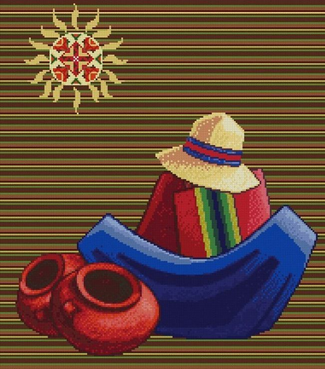 (4) Gallery.ru / Фото #11 - Imagenes para tapices - griega