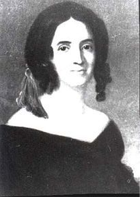 """Sarah Polk 1803-1891~ If I get into the White House, I will neither keep house nor make butter.""""  ~~James Polk's wife worked as the president's secretary without taking a salary, and forbid dancing and card playing the White House."""