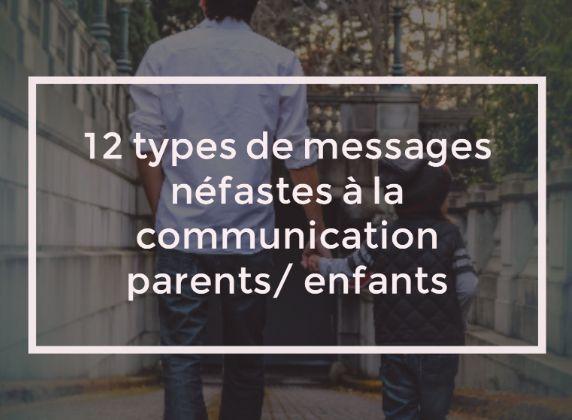 Selon Thomas Gordon, nos façons de répondre aux enfants peuvent avoir des effets néfastes sur le lien qui nous unit à eux et sur leur estime d'eux-mêmes. Les enfants peuvent comprendre autre chose que les mots en tant que tels.