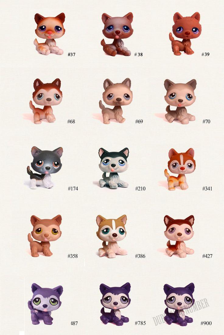 Nicole`s LPS blog - Littlest Pet Shop: Pets: Husky | pet ...