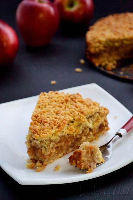 Μηλόπιτα / Apple crumble pie