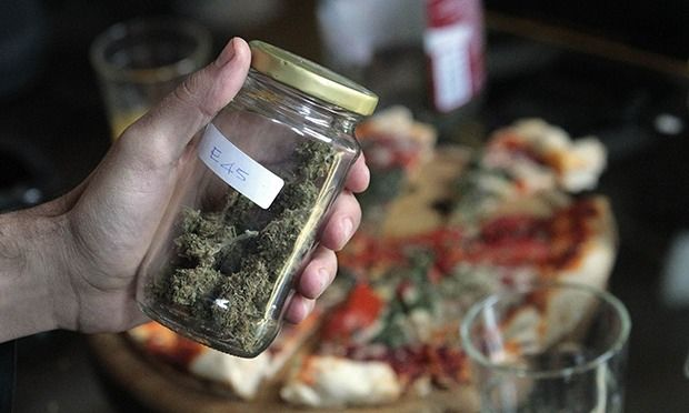 Uruguay legalises production and sale of cannabis