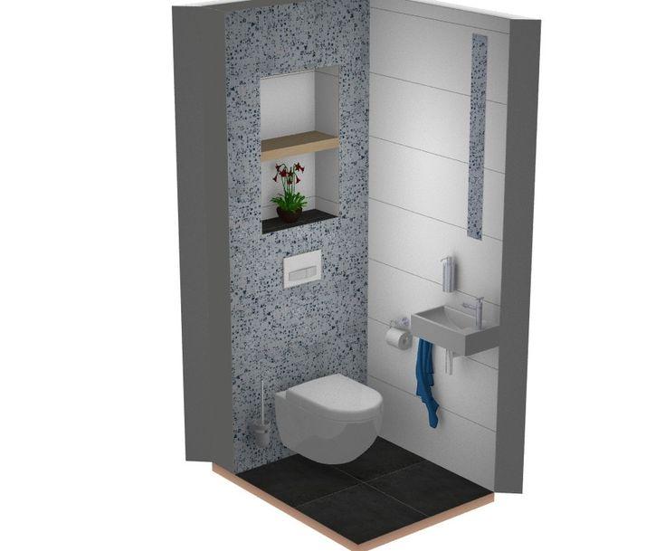 51 best images about toilet ide en on pinterest toilets wands and modern toilet - Kleur toilet idee ...