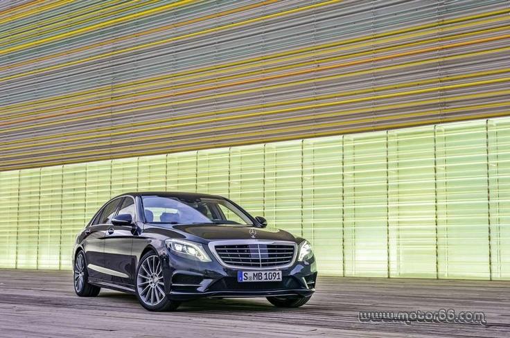 Mercedes-Benz Clase S un nuevo estándar - Motor 66