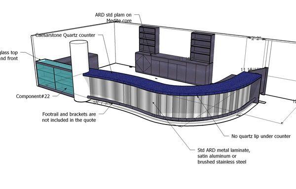 Juice Bar Design Plans Buscar Con Google Dise O De