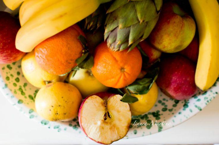 Fruits, color, taste, love