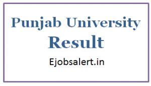 Punjab University Result 2016