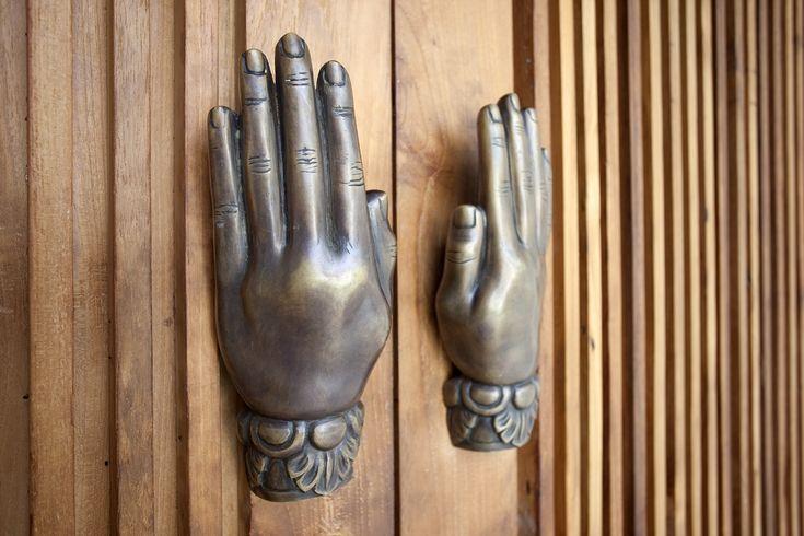 http://www.prestigebalivillas.com/bali_villas/villa_adasa/45/ Decorative door handles Villa Adasa Bali