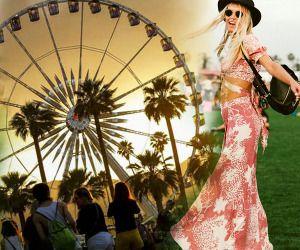 Καυτά σορτσάκια, φλοράλ φορέματα, κροσέ τοπ, gladiator σανδάλια, λουλούδια στα μαλλιά, γυαλιά στο στυλ του John Lennon… φυσικά και μιλάμε για το Coachella! Για ακόμα μια φορά το μεγαλύτερο μουσικό φεστιβάλ του καλοκαιριού με σήμα κατατεθέν τη «ρόδα»,συγκέντρωσε όλα τα fashion girls στην Καλιφόρνια που αποκάλυψαν την hippie πλευρά τους.