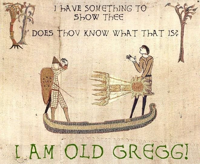 OLD Old Gregg