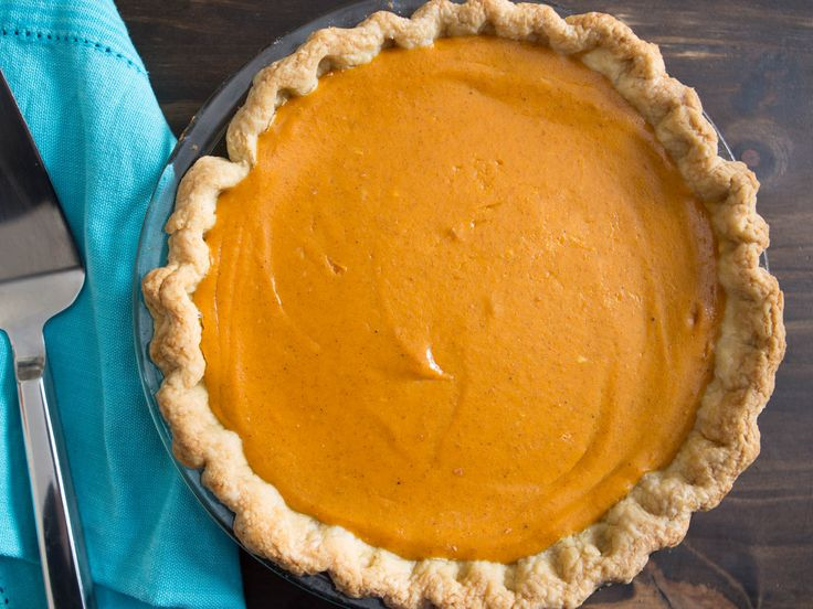 Extra-Smooth Pumpkin Pie