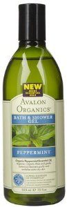 Avalon Organics Refreshing Bath & Shower Gel, Peppermint, 12 oz (Quantity of 2) by Unknown. $76.31