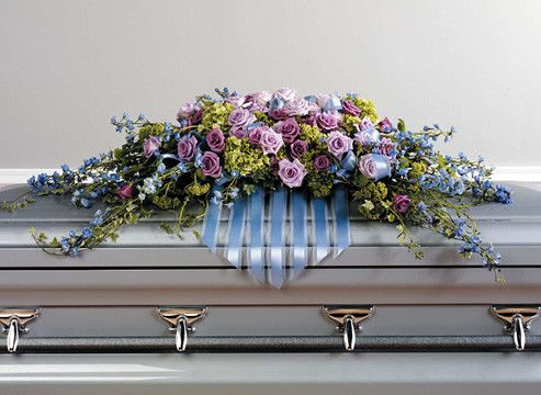 how to make a funeral ribbon