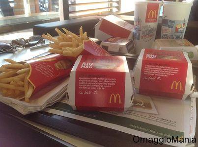 Big Mac gratis (2x1) da McDonald's: la foto di Caterina - http://www.omaggiomania.com/buoni-sconto/big-mac-gratis-2x1-da-mcdonalds-la-foto-di-caterina/